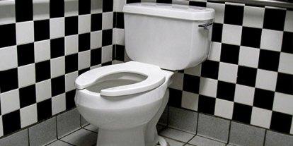 Flush It, toilet flushing law forbidden, Quiet the Toilet, law forbidden toilet flushing, restroom design, clean toilet, white toilet, convenient toilet in public