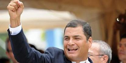 Rafael Correa, president of ecuador, gorgeous leaders, world's most beautiful leaders in politics, 2012