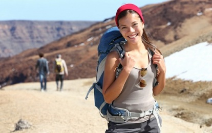 Go Travel! travel alone, travel with friends, cute hot woman traveler and backpacker, enjoy travelling, travel places, travel the world