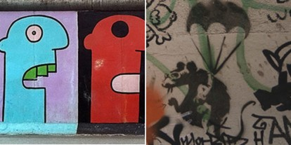 Graffiti. Sometimes art, sometimes not. blank wall, city streets, cool graffiti, colorful art in form of graffiti, vandalism, dirty wall