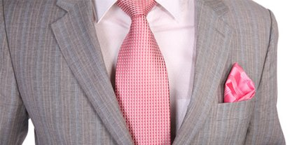 men in pink, pink tie, pink shirt long sleeves for men, pink fashion, great pink clothes look for men, manly suit with pink, grey suit